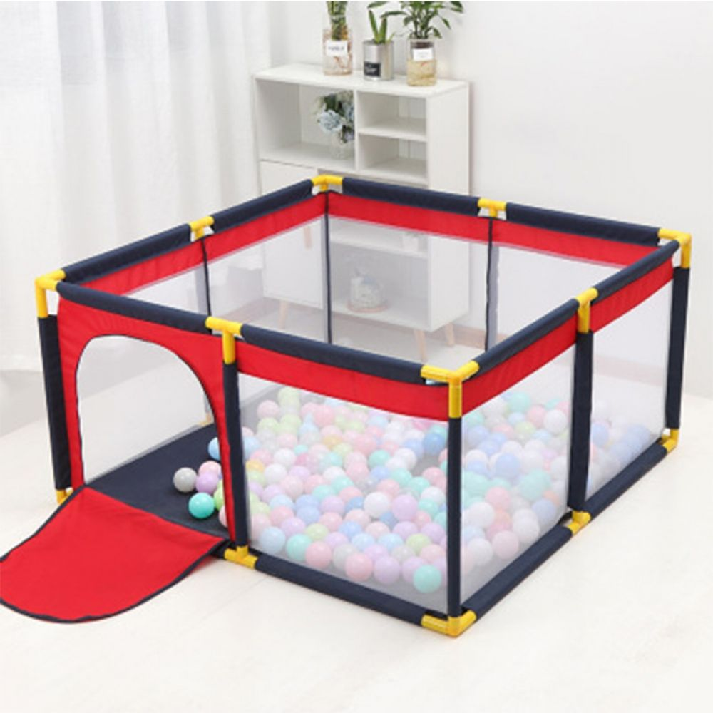 Baby Playpen Portable Plastic Fencing For Children Safety Free Shipping