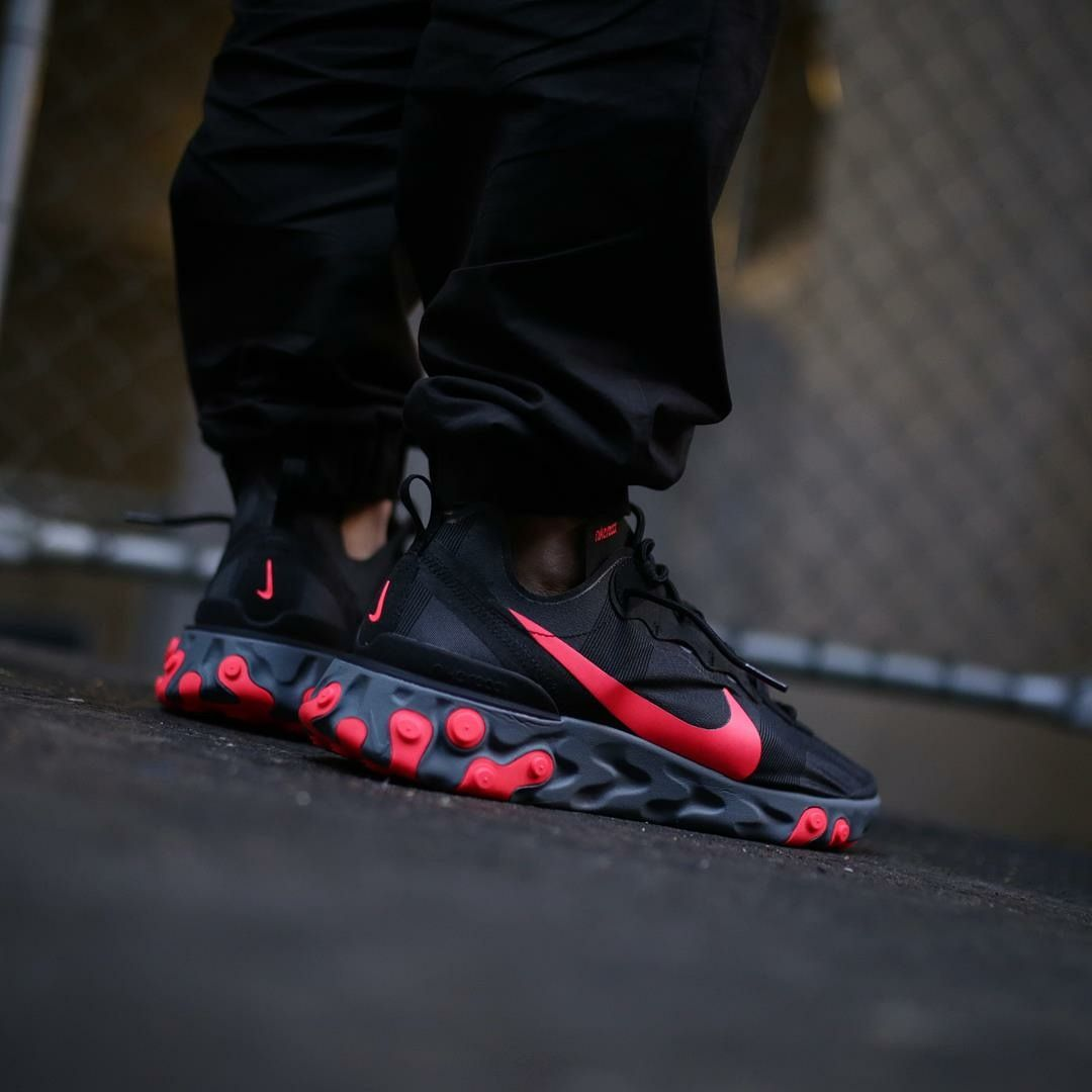 classic shoes factory price great fit Nike React Element 87 | Mens nike shoes, Sneakers men fashion ...