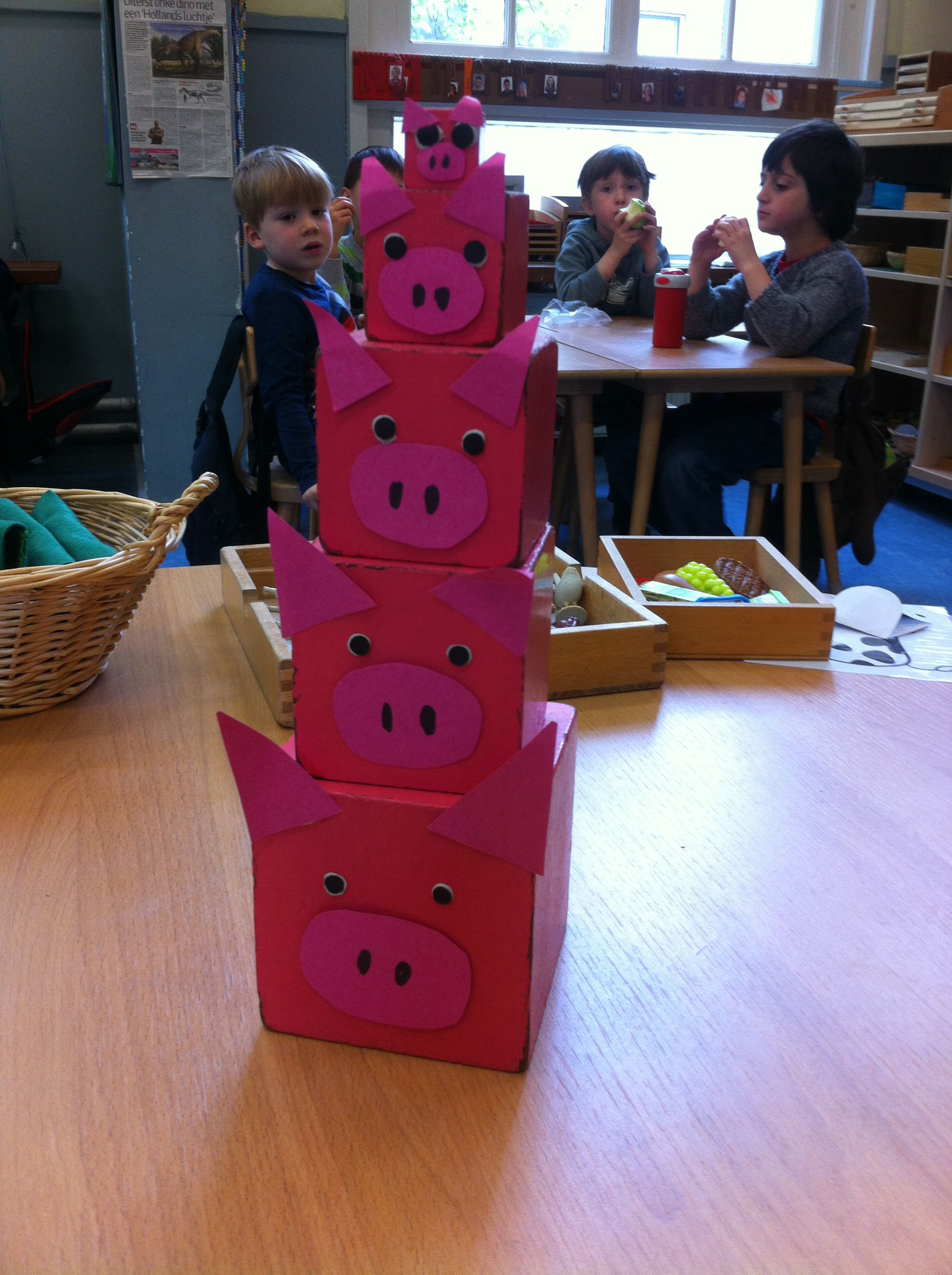 Roze Toren