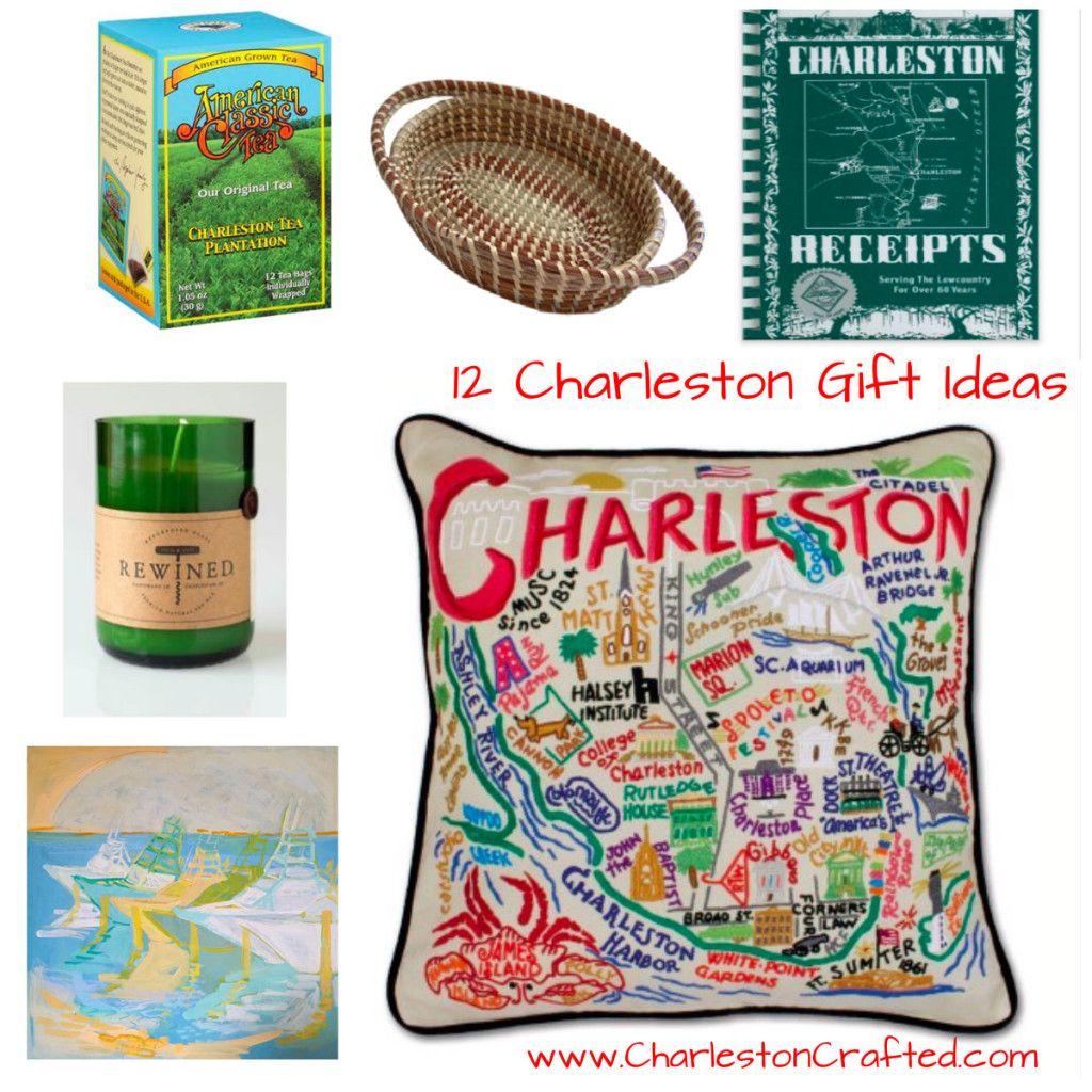 12 Charleston South Carolina Inspired Gift Ideas - Charleston Crafted