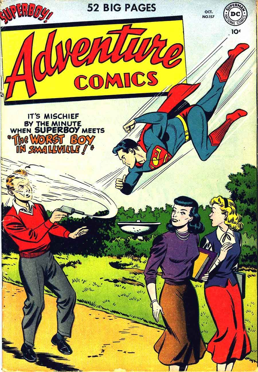 Comic Books 1950 S Loved Them Children S Books Now And Then