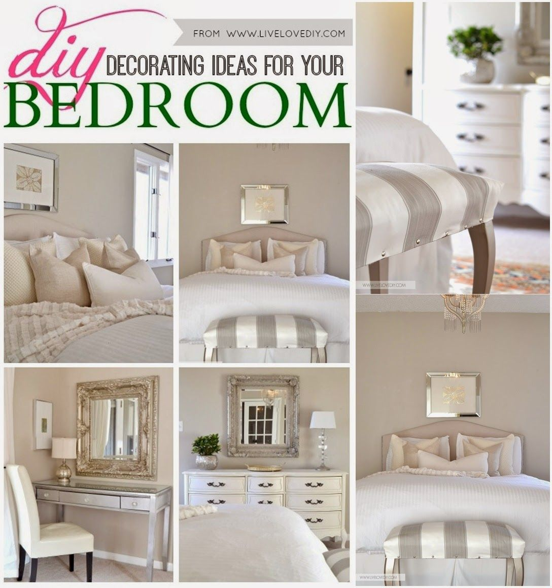 bedroom wall murals diy decorating ideas for your bedroom home 10742