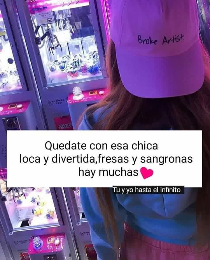 Pin De V En Frases Frases Locas Frases De Amor Y Cosas