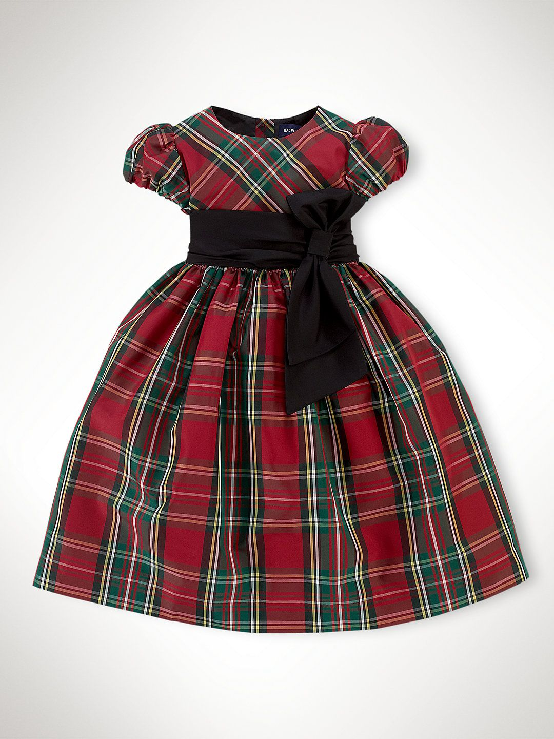 Christmas Dress For Moira Tartan Party Dress Dresses
