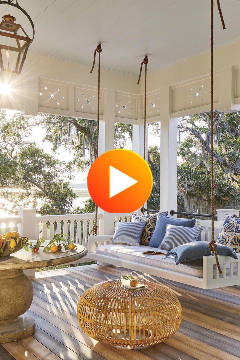 The 2019 Southern Living Idea House - a timeless beach house with plenty of design inspiration, home trends and home decor ideas #bedroomdecor #bathroomdecor