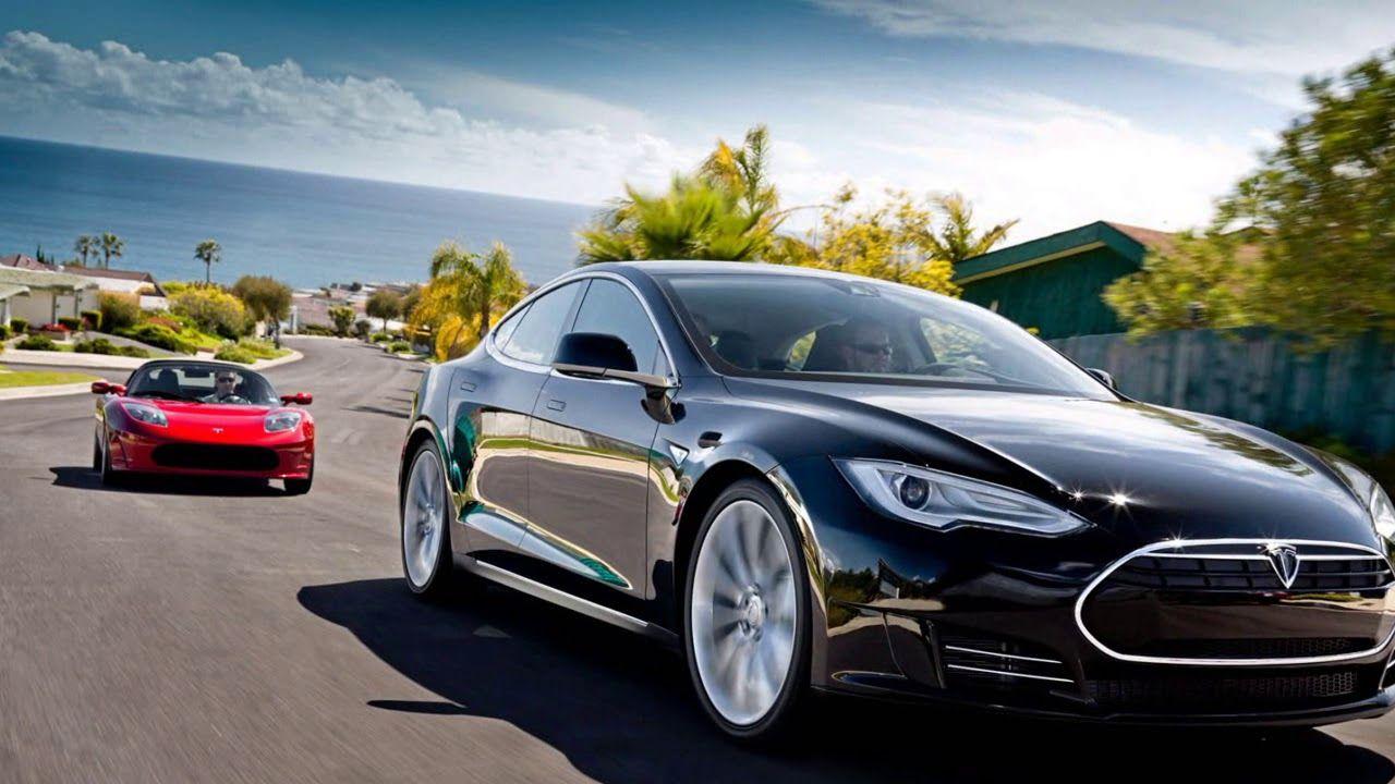 watch this tesla motors will put a autonomous car on the road rh pinterest com