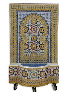 Ein Meisterwerk marokkanischer Handwerkskunst! Lassen Sie den Zauber maurischer Paläste auch durch Ihr Zuhause wehen...