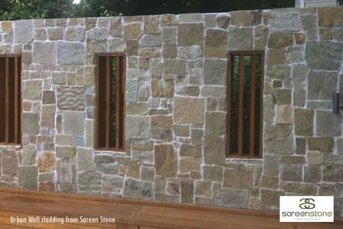 External Feature Wall Cladding Google Search Stone Cladding