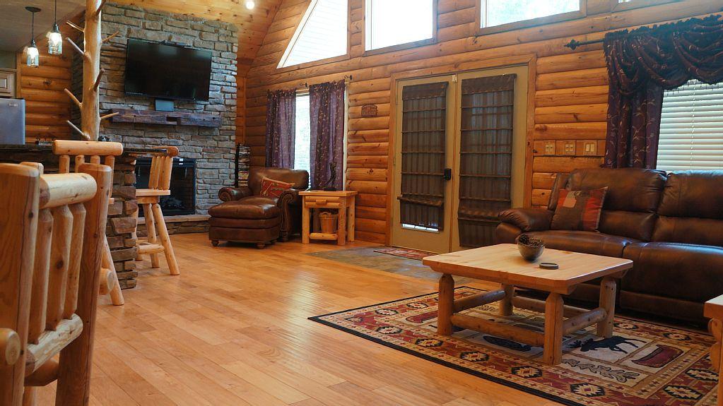 Carter caves state resort cabin rentals cabin best
