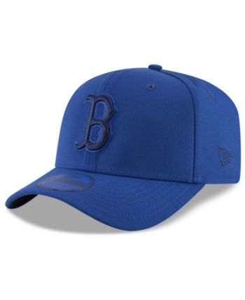 brand new a8682 7b162 New Era Boston Red Sox Color Prism Pack Stretch 9FIFTY Snapback Cap - Blue  Adjustable