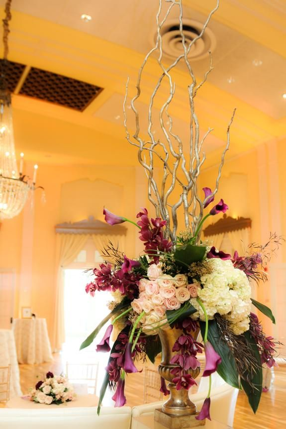 Amazing! Zinnia Design Florals at Lafayette Club, Event Coordinator Open House | Minneapolis, MN
