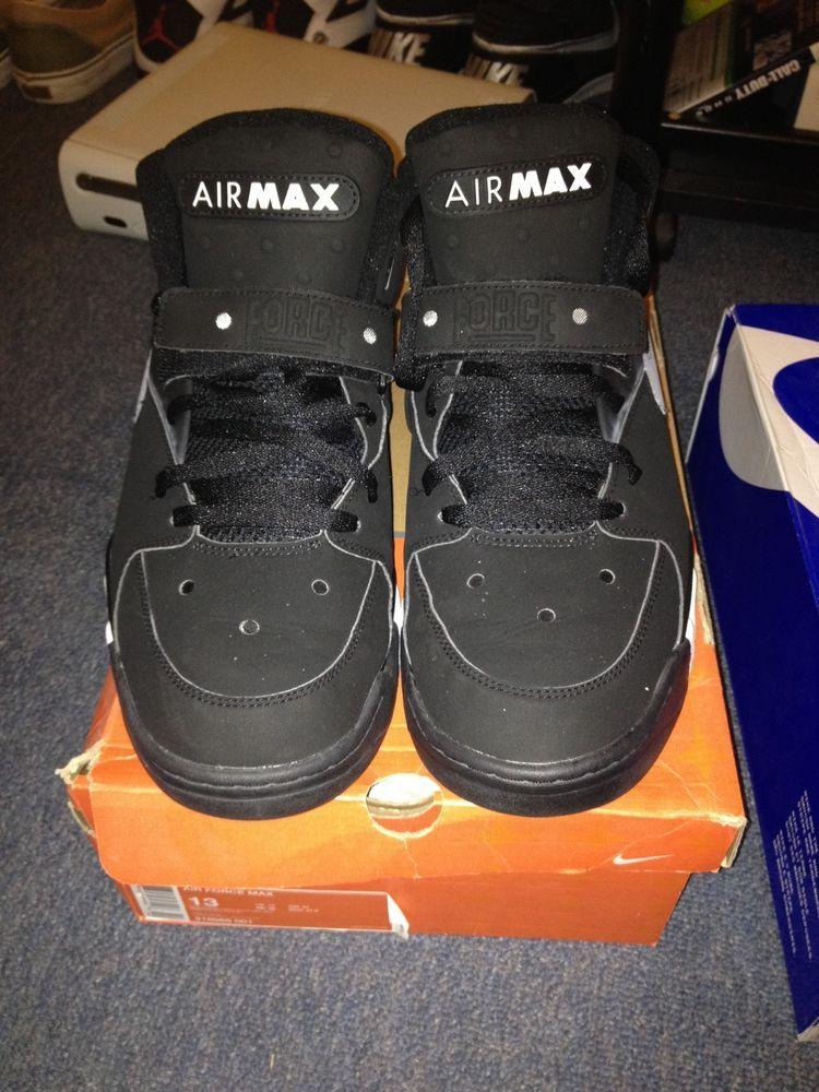 2006 Nike Air Force Max Size 13 Charles