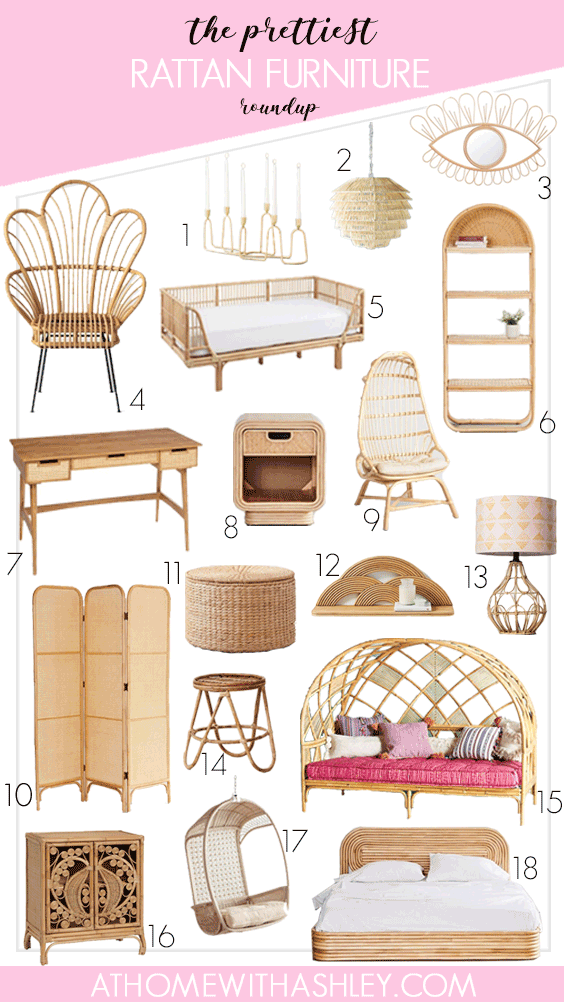 Rattan Furniture Roundup In 2020 Rattan Furniture Trending Decor Furniture