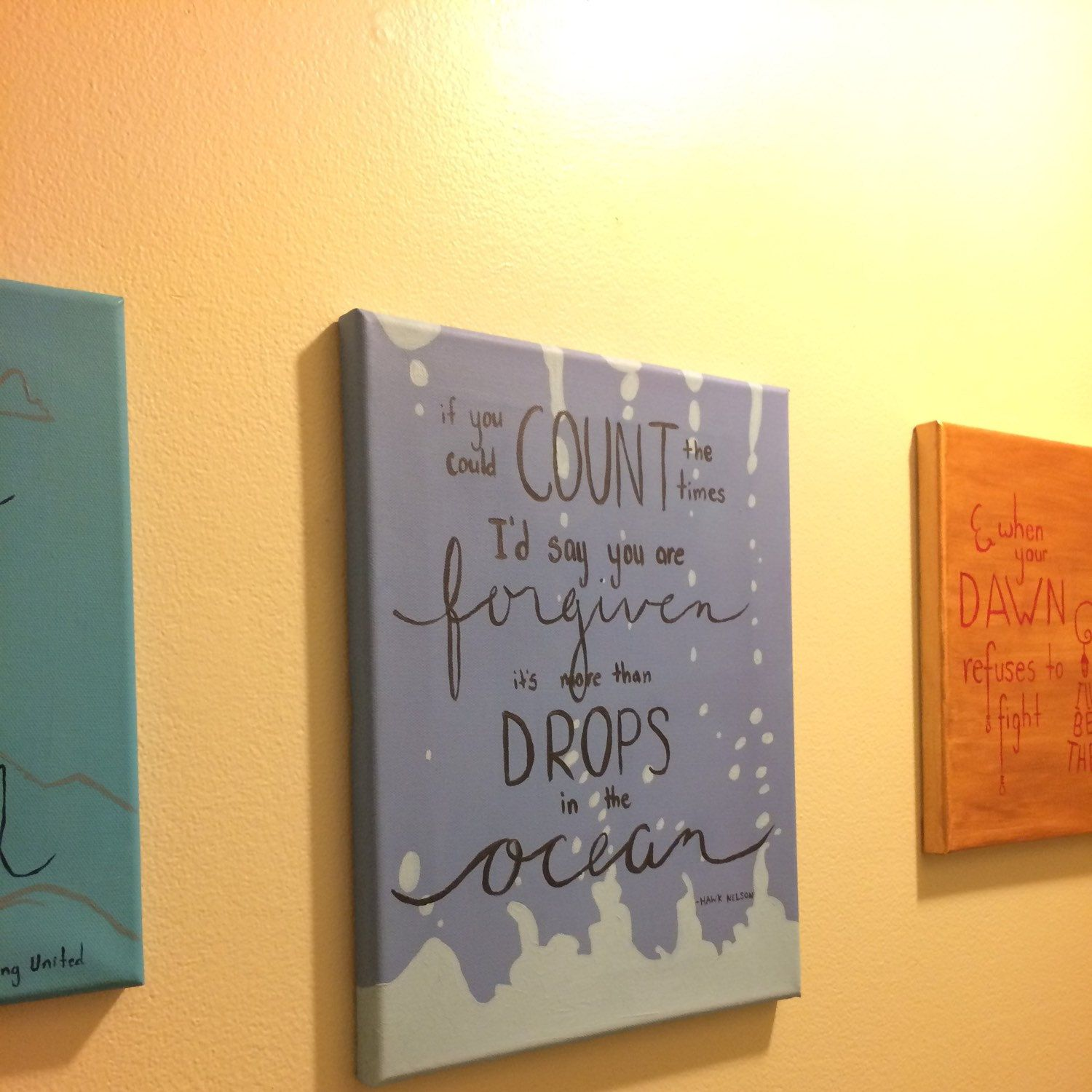 Getting ready to post my latest lyric art! I love it! | Quotes ...