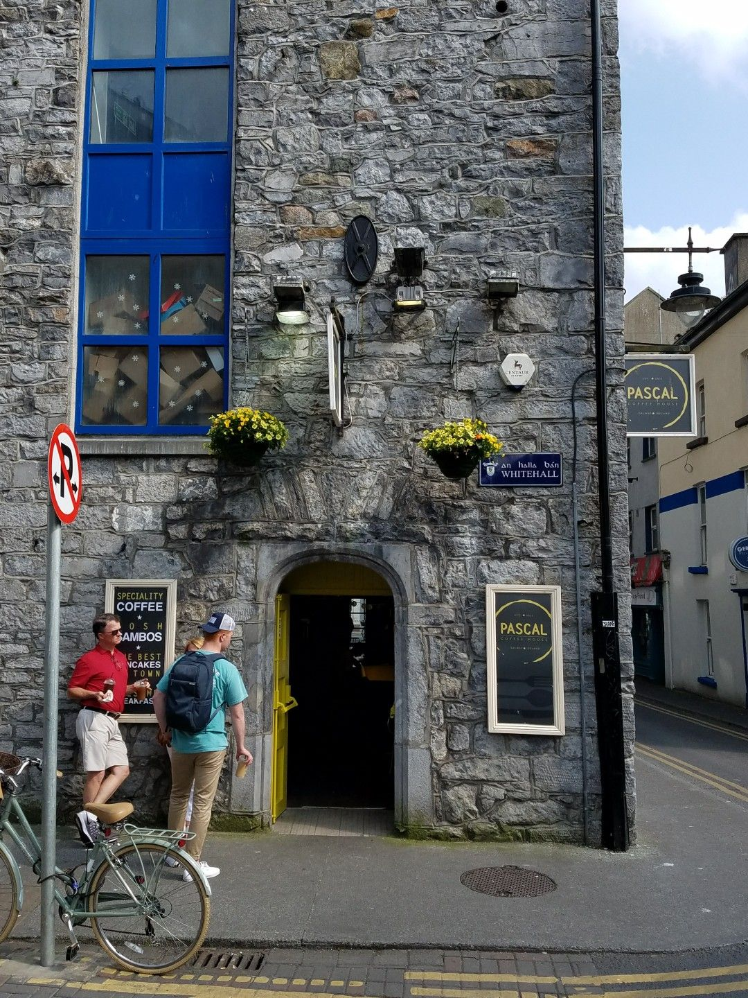 Coffee Shop In Galway Best Coffee I Ever Had Best Coffee Shop Best Coffee Coffee Shop