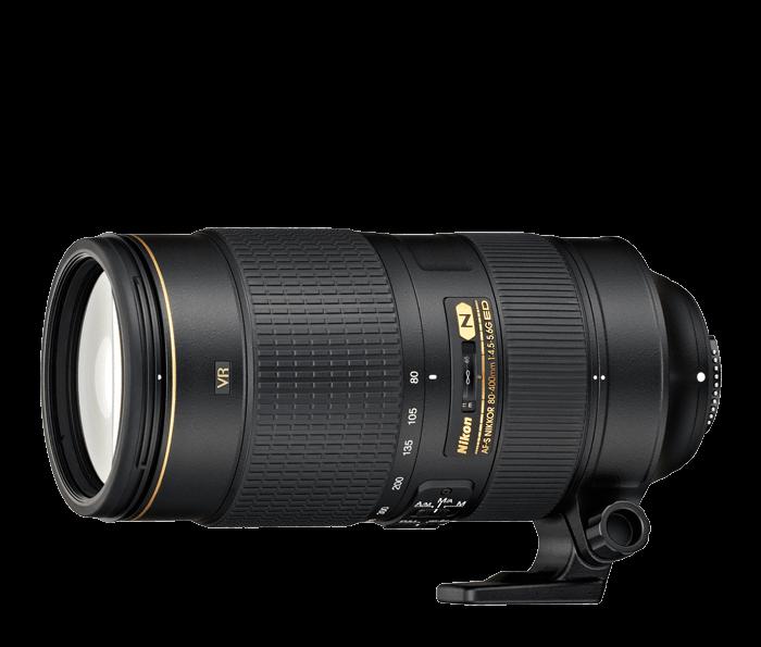 Nikon Af S Nikkor 80 400mm F 4 5 5 6 G Ed Vr Lenses Nikon Lens Vr Lens Telephoto Zoom Lens