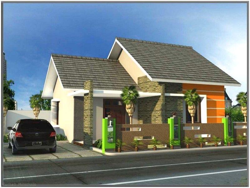 Kosep Desain Rumah Minimalis 1 Lantai Mewah Nyaman Elegan Modern Istimewa Tampak Depan Rumah Minimalis Rumah Desain Rumah