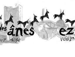 """La cité des ânes est un site schaerbeekois qui propose une information locale, indépendante et participative de qualité. Cette information est disponible en ligne (www.ezelstad.be) ainsi que dans une édition """"papier"""" trimestrielle  http://www.ezelstad.be   #Schaerbeek #Bruxelles #Brussels"""