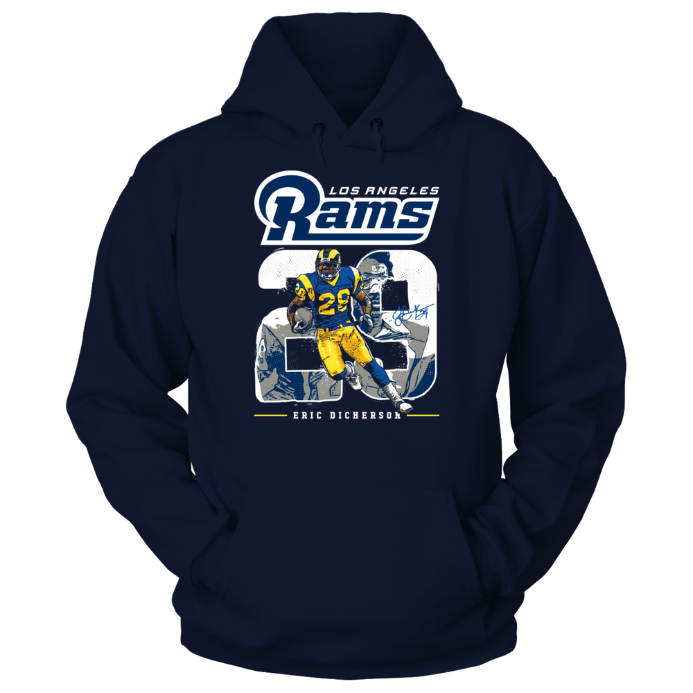 Los Angeles Rams Official Apparel This Licensed Gear Is The Perfect Clothing For Fans Makes A Fun Gift Los Angeles Rams New York Jets Hoodies