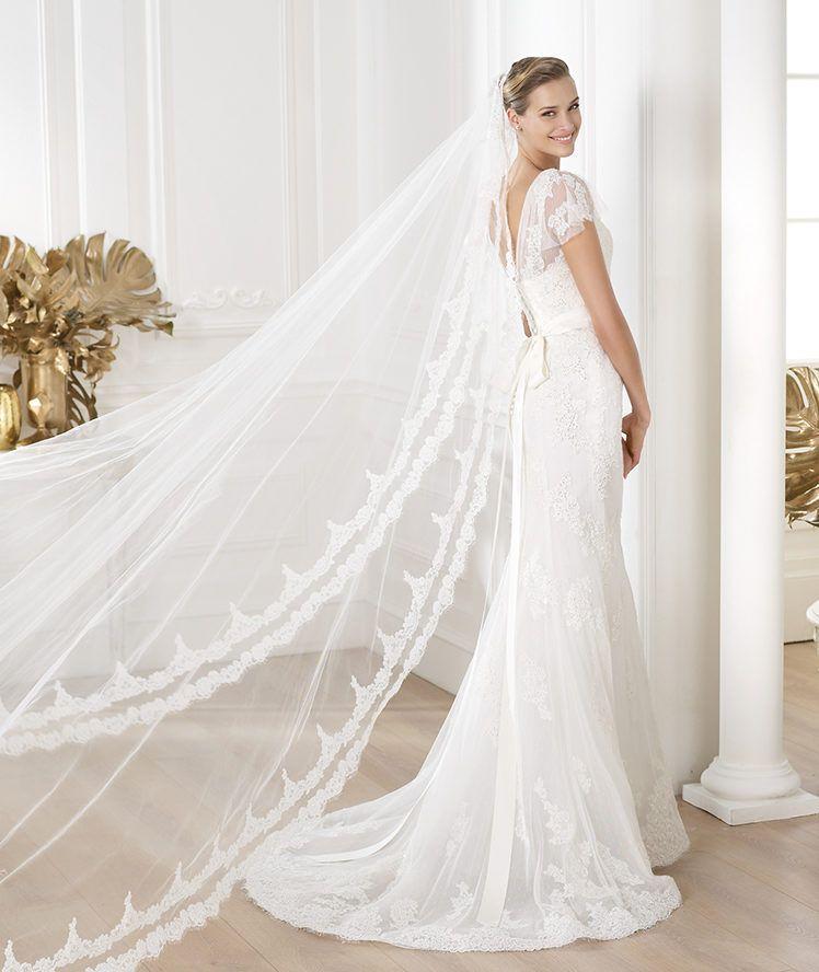 lianela - pronovias - la mariée budapest | wedding | pinterest