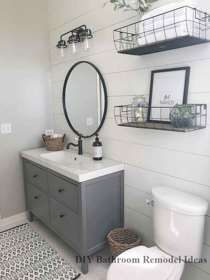 Photo of 15 Incredible DIY Ideas for Bathroom Makeover #bathroomremodel #bathroomrenovati…