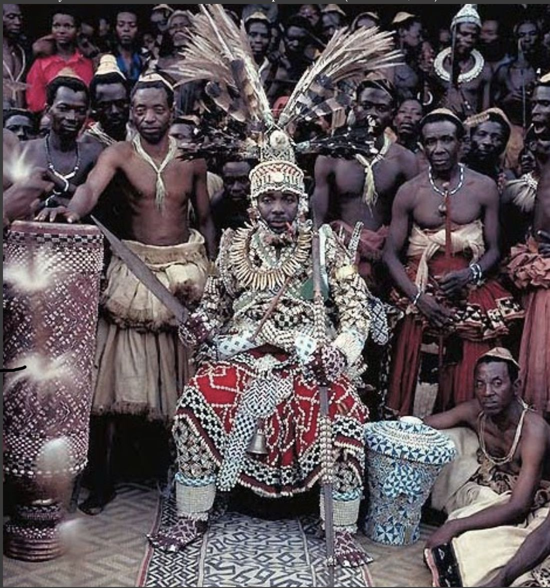 Kuba People The Most Artistic And Highly Technological Indigenous