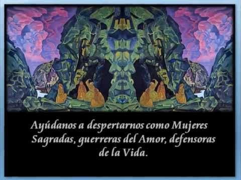 ORACIÓN DE LAS MUJERES GUARDIANAS DE LA TIERRA - YouTube  https://www.youtube.com/watch?v=qb5AGRGUq_A