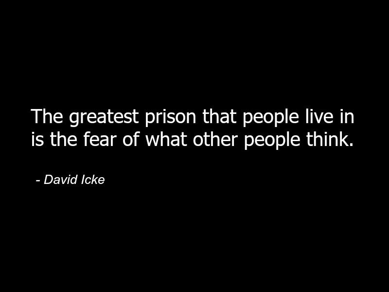 Conscious Quotes Pleasing David Icke  Quote Consciousness Spirituality Spiritual Fear