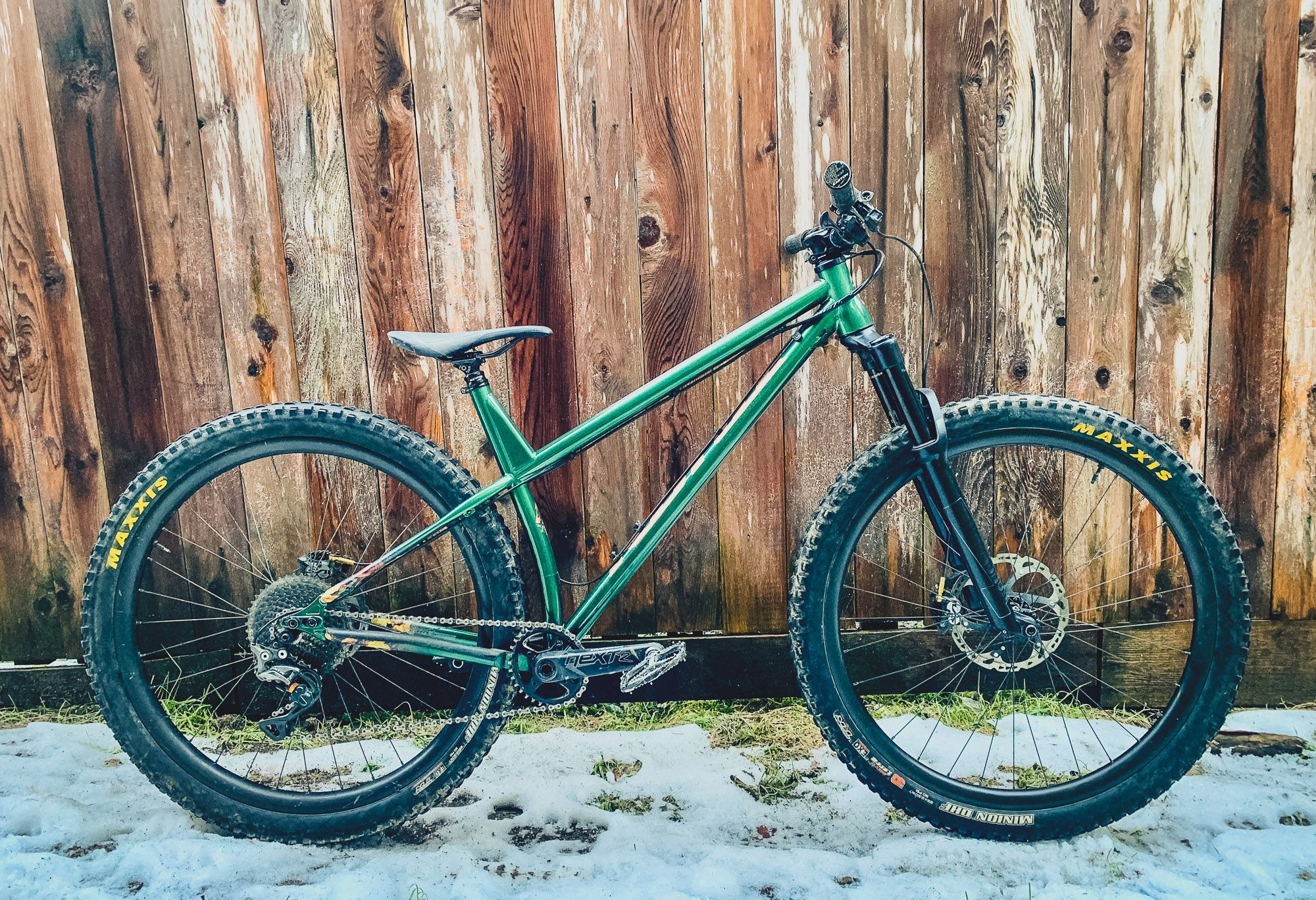 Kona Dream Builds Matt S Honzo St Can See The Forest And The