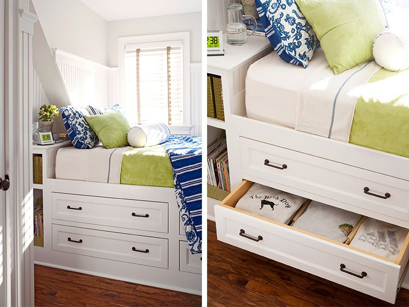 Best Stylish Storage Ideas For Small Bedrooms Small Bedroom 400 x 300