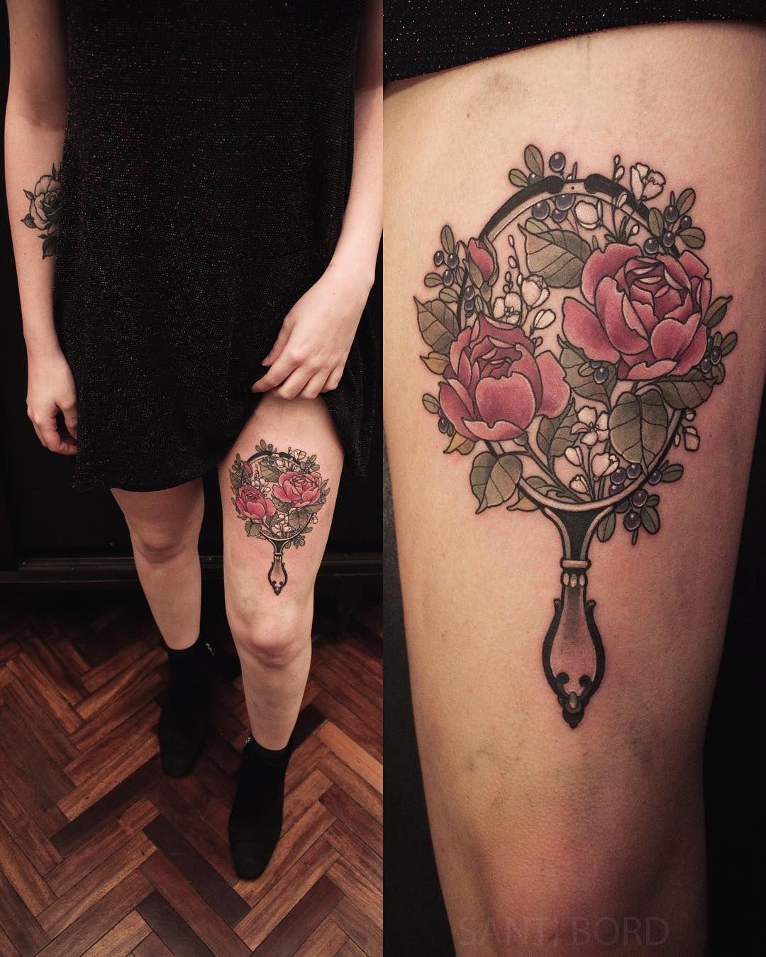 https://www.instagram.com/vonthink/   Circle tattoos ...