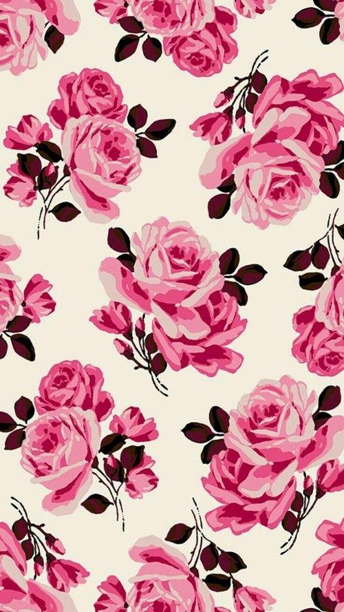 Imagen De Rose Wallpaper And Flowers Wallpaper Iphone Roses Iphone Wallpaper Pattern Iphone Wallpaper Girly
