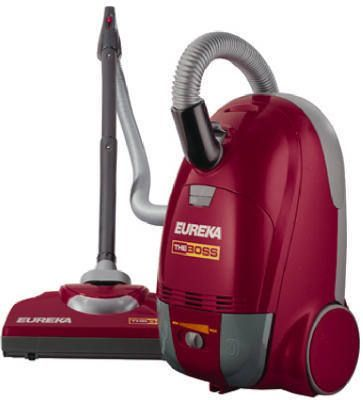Eureka Boss 12a Power Team Canister Vacuum 6833b New Canister Vacuum Vacuums Canister Vacuum Cleaner