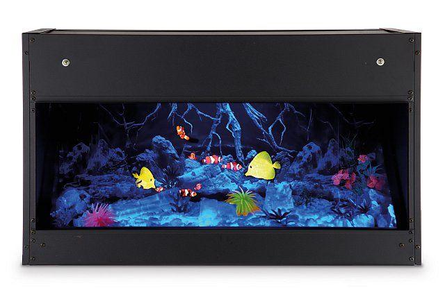 Wohnideen Wohnzimmer Raumteiler aquarium opti v die wohnidee by kamin design eu wohnzimmer