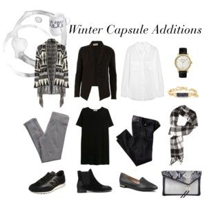 Winter Capsule Additions