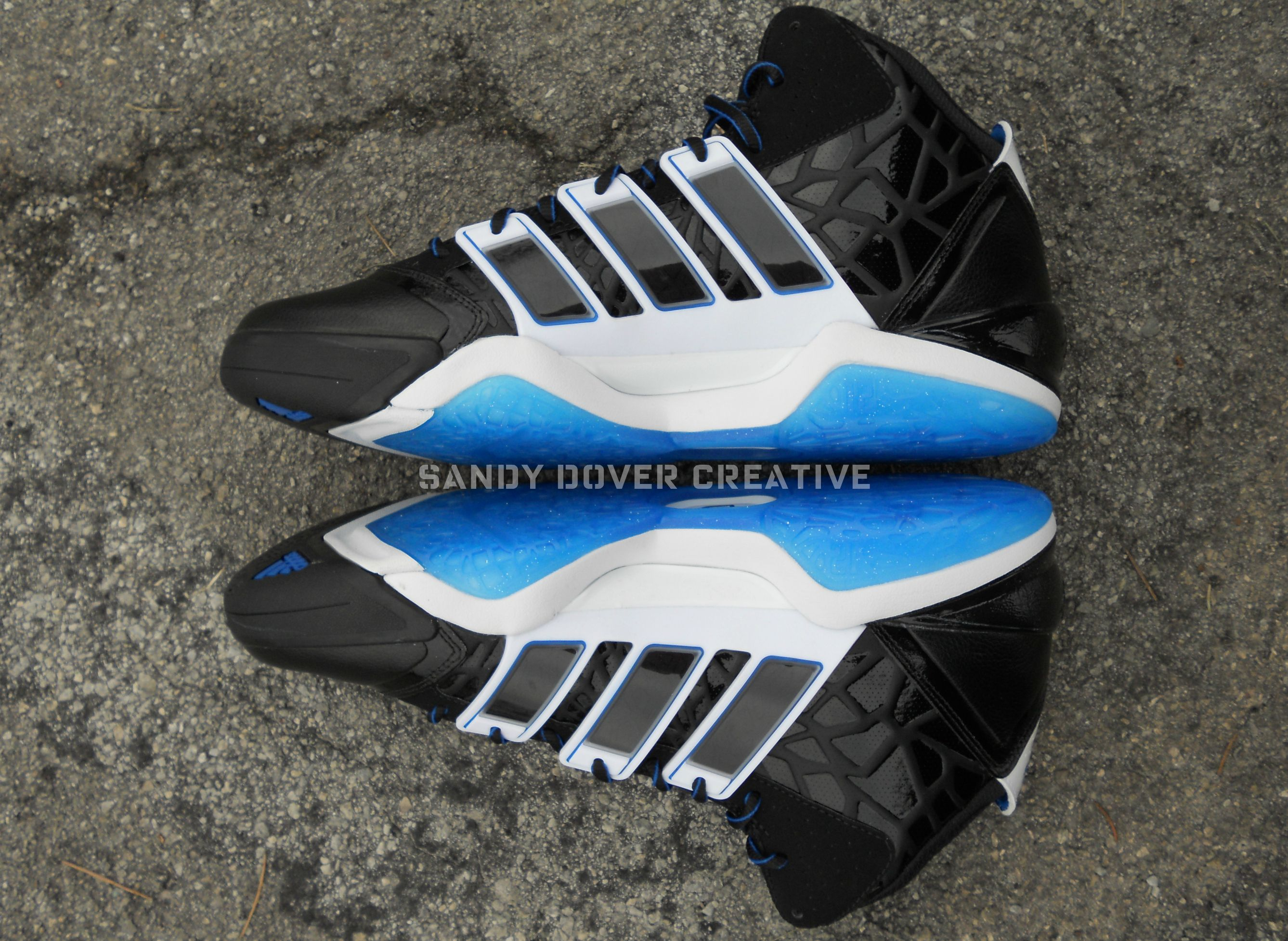 best sneakers 53e98 1eabe Foot Fancy Feeture adidas adiPower Howard 2  Sandy Dover for SLAM  Magazine