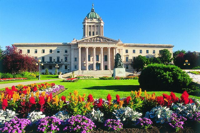 In Bloom At The Leg Canada Travel Northern Lights Canada Manitoba Canada