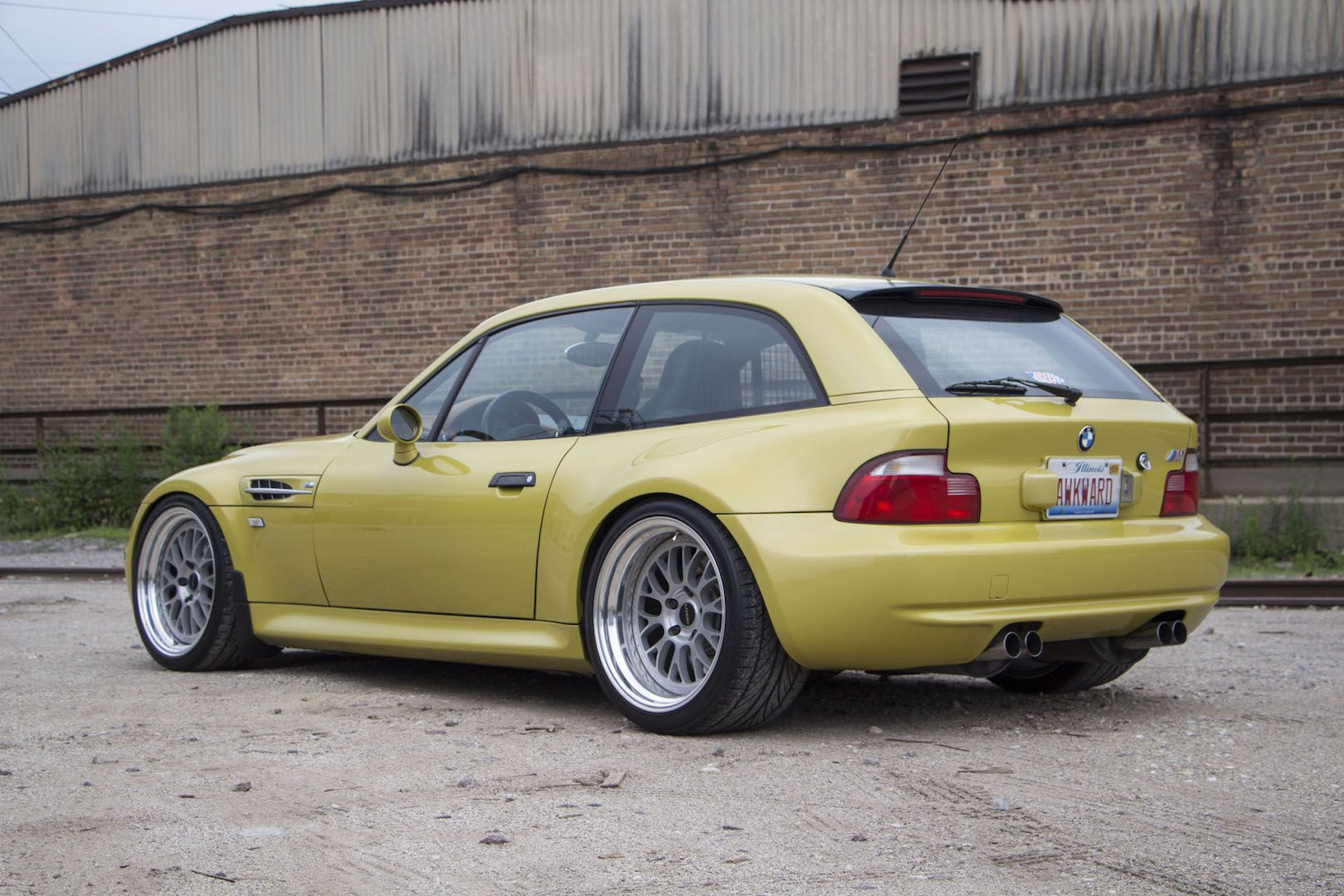 2001 Phoenix Yellow M Coupe For Sale Stuff I Like Bmw