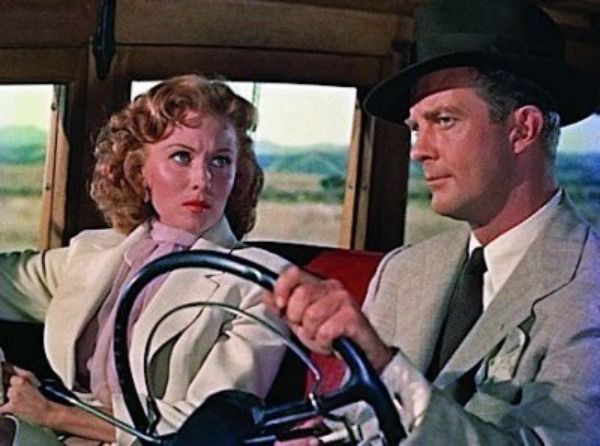 Image result for robert ryan rhonda fleming