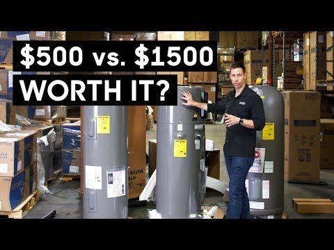 1500 Heat Pump Water Heater Worth It Youtube Home In 2019