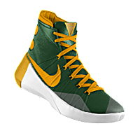 I designed the green Norfolk State Spartans Nike men s basketball shoe with  gold and white trim. b925dd409