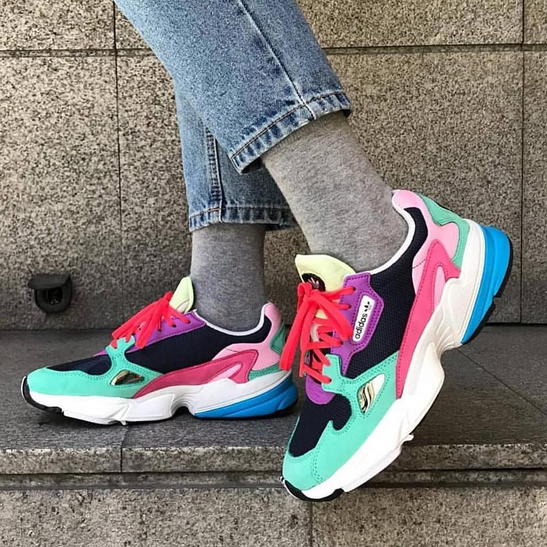 New !! Adidas Falcon New color !! ฿ 3,890   Shoes   Adidas
