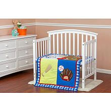 Dream On Me All Star Athlete 2 Piece Crib Bedding Set Baby Boy Rooms Crib Bedding Sets Crib Bedding