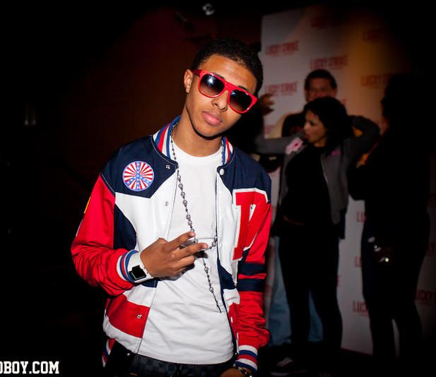 Diggy Simmons with mindless behavior | SCREAM TOUR!!! Diggy Simmons, Mindless Behavior, Jacob Latimore