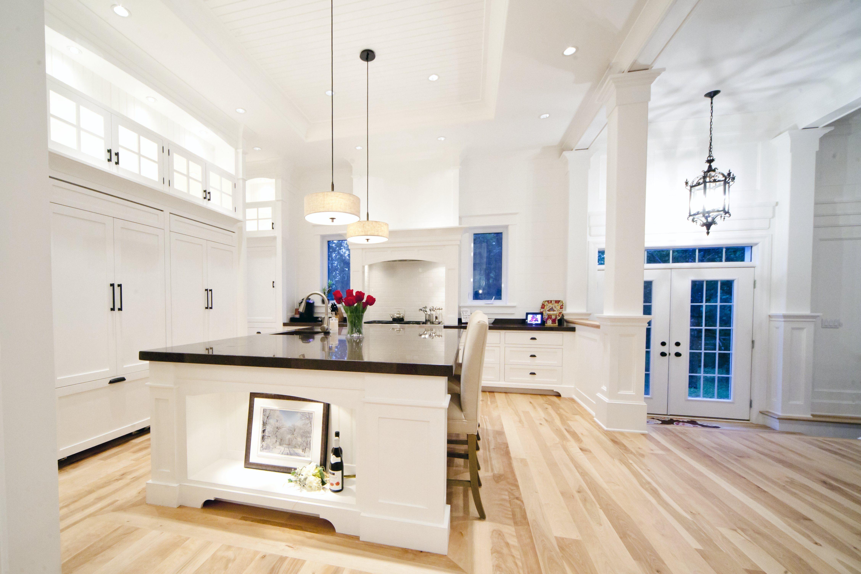 Natural Birch Flooring- Hardwood Flooring- Logs End- Kitchen ...