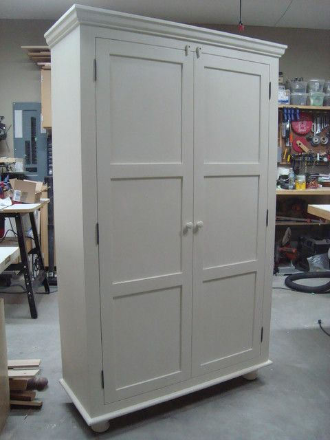 Free Standing Pantry Part - 50: Free Standing Kitchen Pantry Ideas