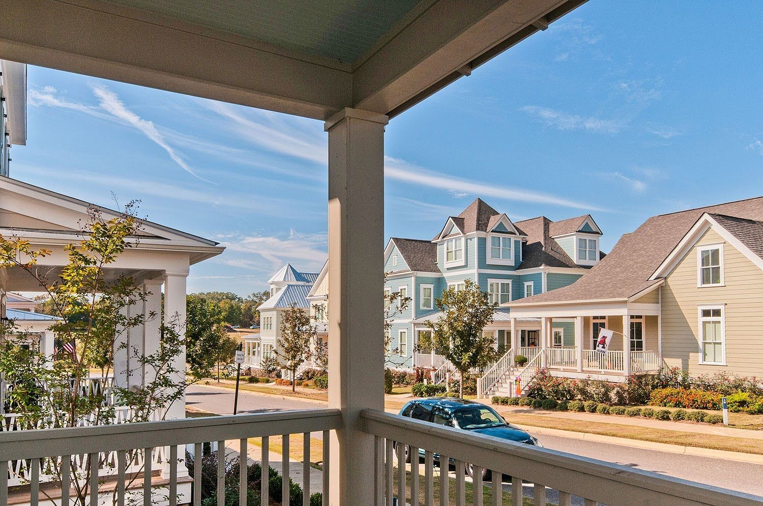 4BR/3BA home w/2 lg porches perfect for a porch swing or rocking ...