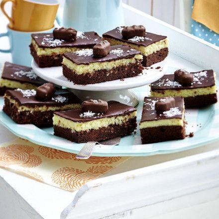 Kokos Kuchen Vom Blech Rezept Kuchen Pinterest Kuchen Backen