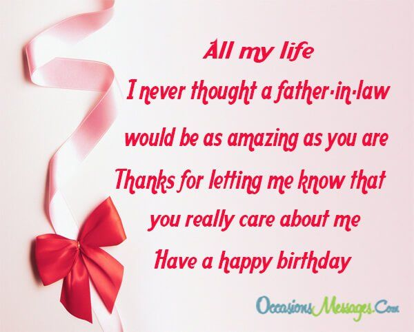 Birthday wishes for father in law birthday pinterest message birthday wishes for father in law bookmarktalkfo Choice Image
