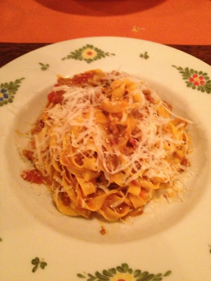 They Have Tagliatelle With Veal And Pork Ragu Malatesta Trattoria Is Another Handmade Pasta Restaurant That S Also Really Good